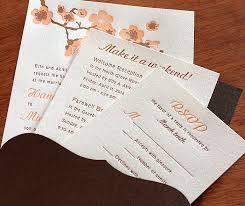 Cherry Blossom Wedding Invitations New Cherry Blossom Wedding Invitation Design Hana Letterpress