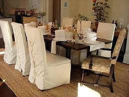 Sure Fit Stretch Pique Shorty Dining Room Chair Slipcover Dining Room Chair Slipcovers Short Stylish Dining Room Chair