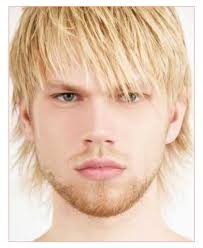 mens short hairstyles quiff plus cute guys with medium blonde hair