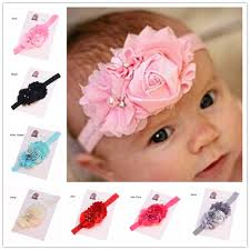 cheap hair accessories 30pcs headband hair bows casual hair bows headband lace flower