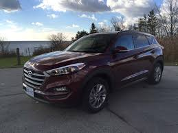 hyundai tucson 2016 2016 hyundai tucson 2 0l awd luxury review youtube