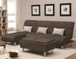 Small Space Sofa by Small Sofa With Chaise Very Small Sectional Sofa Foter Reclining
