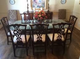Antique Mahogany Dining Room Furniture Mahogany Dining Room Furniture Sets Homegenies Set 8 Regency