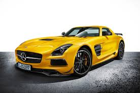 amg stand for mercedes the mercedes sls amg goes black for 278 000 motor review