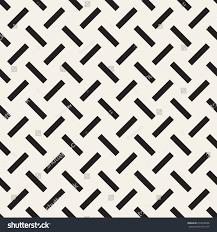 crosshatch vector seamless geometric pattern crossed stock vector