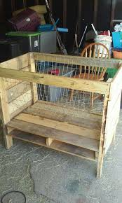 pallet hay feeder for goats our farm pinterest hay feeder
