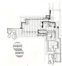 frank lloyd wright floor plan not pc rosenbaum floor plan frank lloyd wright flw