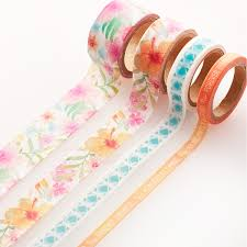 Washi Tape What Is It Forever Thankful Washi Tape Set 4pc Christian Art Gifts
