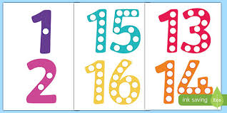 printable greek numbers printable numbers 1 20 counting counting aid counting