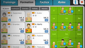 manager for android apk 11x11 football manager for android free 11x11
