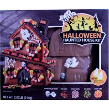 Halloween Haunted House Decoration Ideas Create A Treat Halloween Haunted House Kit 2 02 Lb Walmart Com