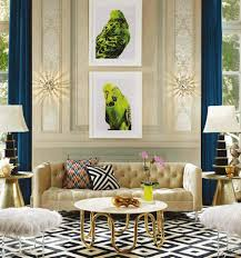 Living Room Coffee Table Sets Pillows Design Contemporary Living Room Ideas Blue And Gold