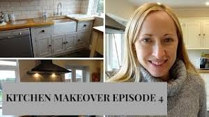 how to paint cabinets with farrow and kitchen makeover how to paint kitchen cabinets in farrow paint episode 4 uk