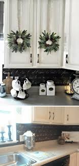 Frugal And Creative Kitchen Backsplash DIY Projects Hative - Backsplash diy