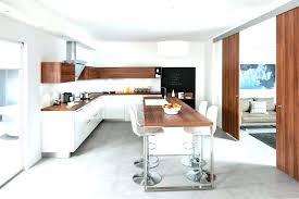 cuisine ilot central table manger ilot cuisine pour manger idee cuisine avec ilot amazing cuisine