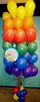 delivery of balloons for birthdays broward balloons delivery fort lauderdale balloon delivery
