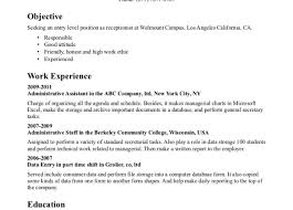 entry level position cover letter resume cosmetologist resume beautiful entry level resumes
