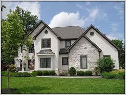 best exterior paint colors with brick home design ideas