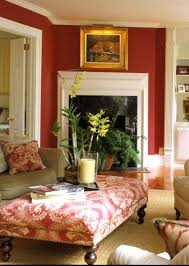 Red Color Living Room Decor Best 25 Red Family Rooms Ideas On Pinterest Red Brick