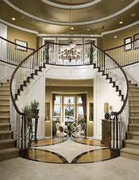 40 luxurious grand foyers for your elegant home designrulz