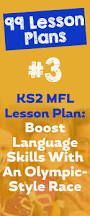 99 lesson plans 3 u2013 boost ks2 mfl skills with an olympic style