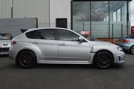 subaru wrx sport hatchback second hand subaru impreza 2 5 wrx sti type uk 5dr sold for sale