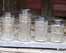 primitive kitchen canister sets primitive canister set ebay