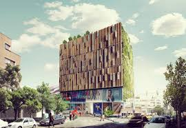 Architectural Home Designs Kamvari Architects Design Mixed Use Development For Tehran Archdaily