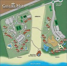 san jose cabo map hotels map of casa mar golf resort spa los cabos