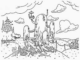 adventure time coloring pages online adventure time marceline coloring page coloring pages free kids