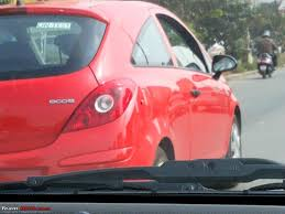 opel usa new opel corsa spotted page 3 team bhp