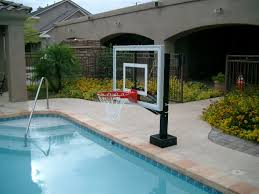 Backyard Basketball Hoops Az Hoops Arizona U0027s Installed Basketball Goals