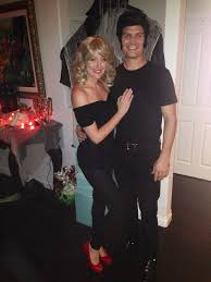 sandy from grease halloween costume sandy and danny diy grease