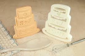 wedding cookie cutters wedding cake cookie cutter diy personalized name favors