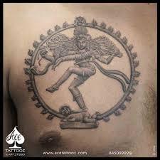 lord shiva tattoos ace tattooz studio mumbai india