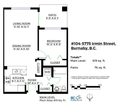 100 metrotown floor plan flat d tower 6 phase 2 le point