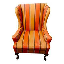 Queen Anne Armchair Gently Used U0026 Vintage Queen Anne Furniture For Sale At Chairish