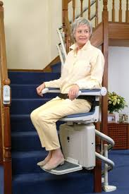 stair cool stair lift design with modern lift chair combine with