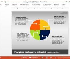 puzzle powerpoint presentations slidehunter com