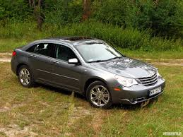 chrysler phaeton view of chrysler sebring 2 0 crd photos video features and