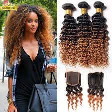 honey weave find more human hair weft with closure information about malaysian