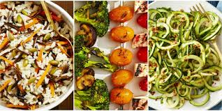 15 healthy side dishes easy recipes for low calorie sides
