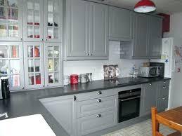 cuisine equipee blanche cuisine amenagee grise cuisine equipee blanche meuble gris pas cher