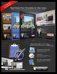 Real Estate Flyers Templates by Real Estate Flyers For Macs Turnkey Flyers