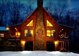 Images Of Christmas Decorations For Homes Christmas Decor Pictures Of Homes Decorations Ideas Exteriors Red