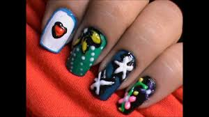 3d nail art pens for 3d nail designs youtube