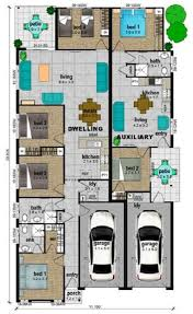 Dual Occupancy Floor Plans Logan Cashflow Positive Dual Occupancy Brisbane Unit