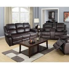 Cheap Leather Recliner Sofa Radiovannes Leather Sofa Ideas