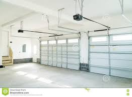 Garage House by Residential House Garage Interior Stock Photo Image 78233020