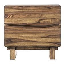 amazon com modus furniture 8c7981 ocean nightstand natural